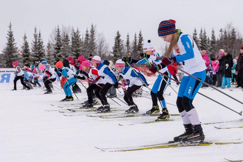 «Лыжня России» в Нарьян-Маре пройдет в субботу 10 февраля