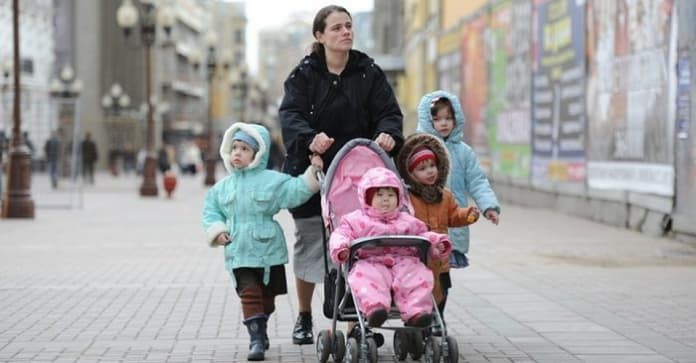 Льготы многодетным семьям в 2019 году в Москве и области
