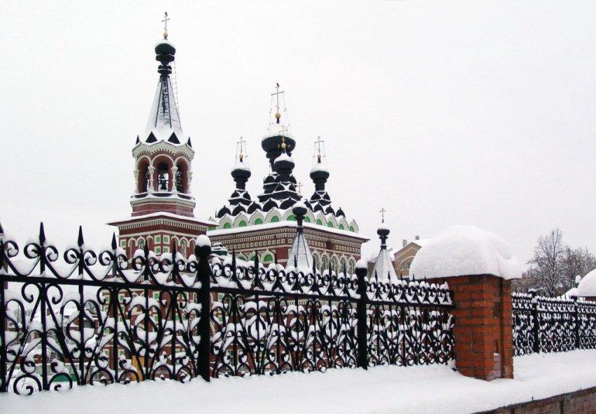 Православный (Церковный) календарь на январь 2019