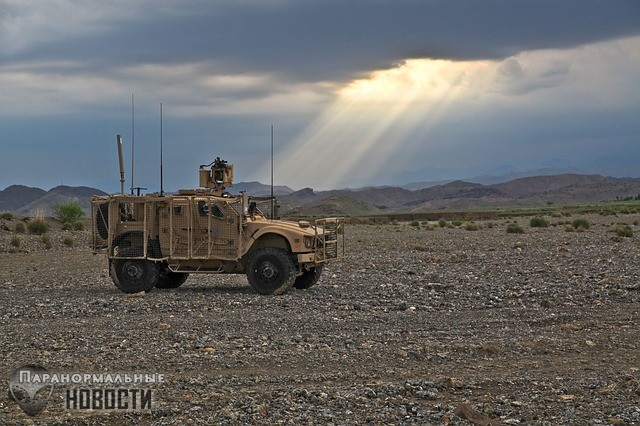 Жуткий случай в Афганистане