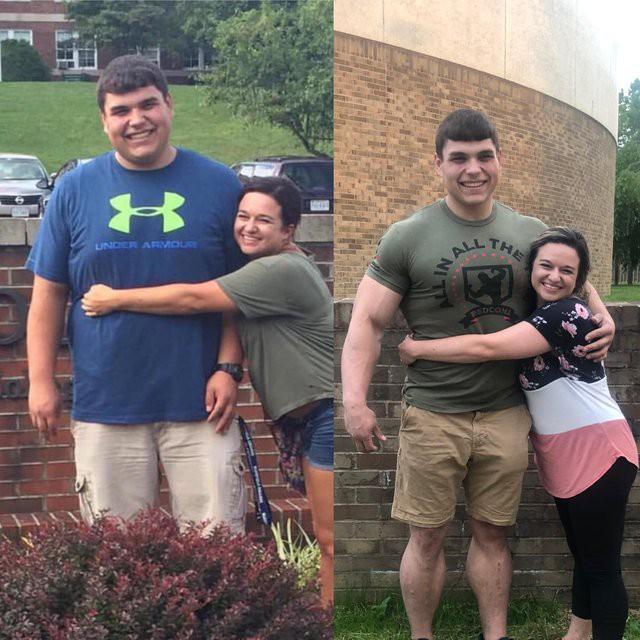 11 фото, доказывающих, что похудение делит жизнь на до и после