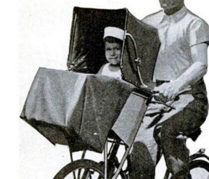 Странные изобретения по уходу за детьми ХХ века, за которые сегодня лишали бы родительских прав
