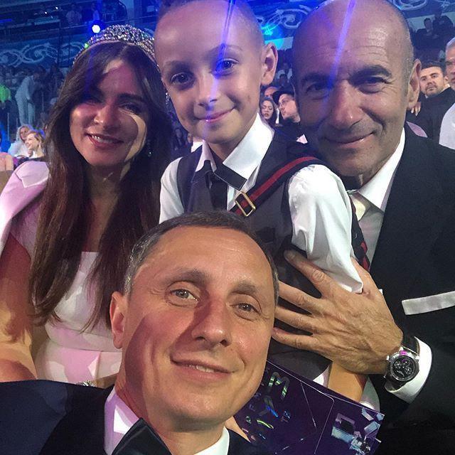 Четкий пацан с дредами - Вадим Галыгин вывел в свет своего подросшего 8-летнего сына