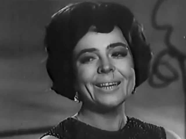 Умерла звезда семидесятых Ирина Бржевская