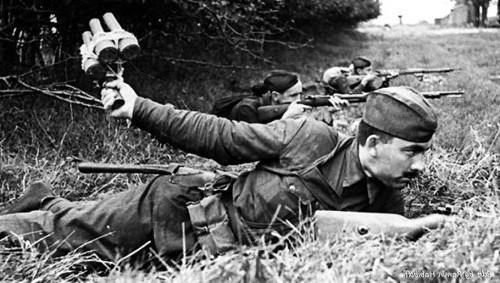 На танк с гранатой: отличие фильмов про войну от реального боя