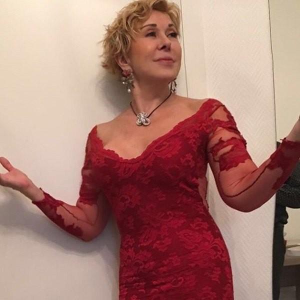 Подписчиков Любови Успенской смутил новый образ певицы