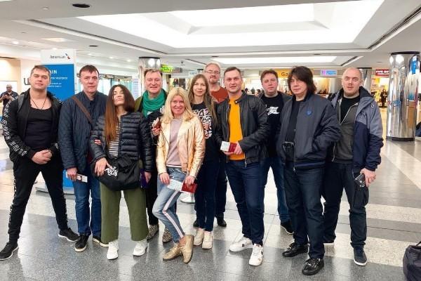 Пьяного Сергея Пенкина не пустили в самолет в аэропорту Внуково