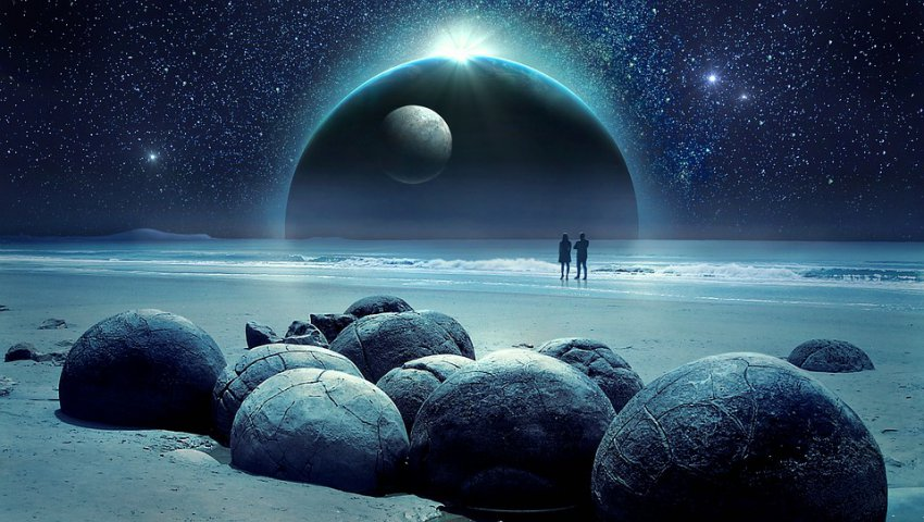 Астроном НАСА: Наша Вселенная – двухмерная голограмма