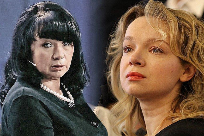 Виталину Цымбалюк-Романовскую побила ее бывшая помощница