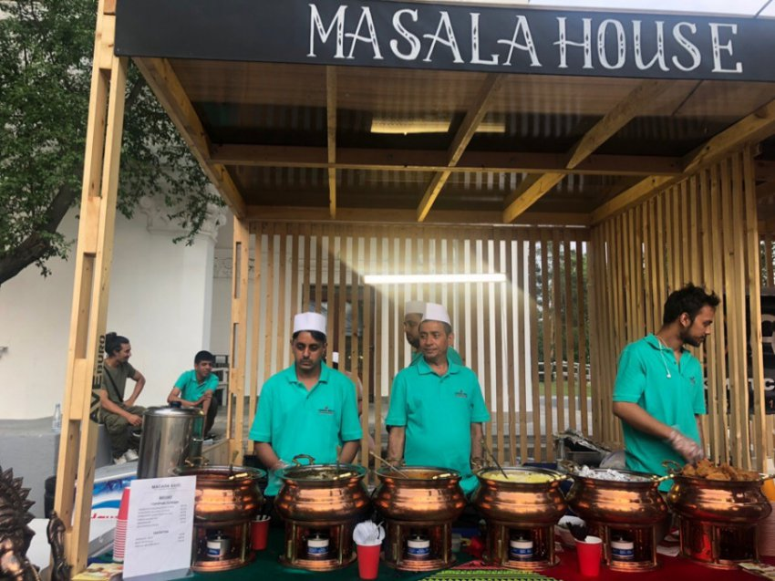 На ВДНХ с 7 по 9 июня прошел фестиваль Непала