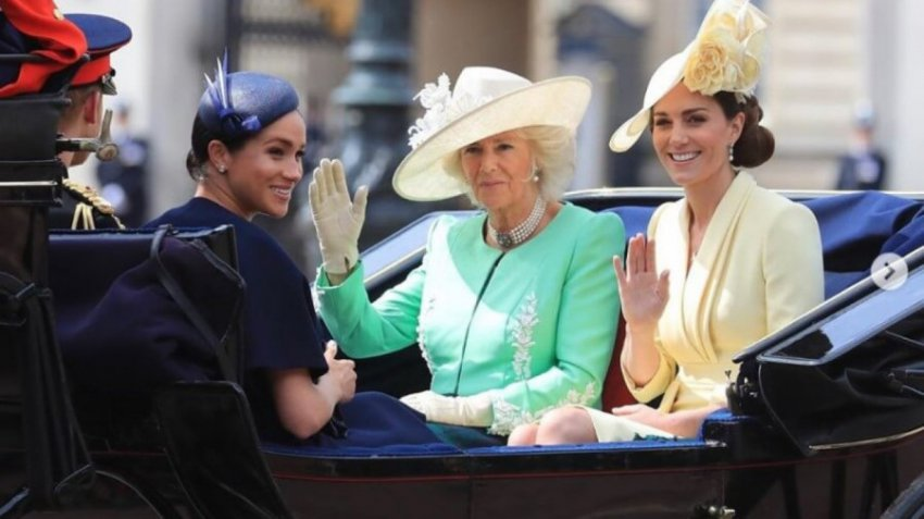 Меган Маркл едва не расплакалась из-за строгого замечания принца Гарри