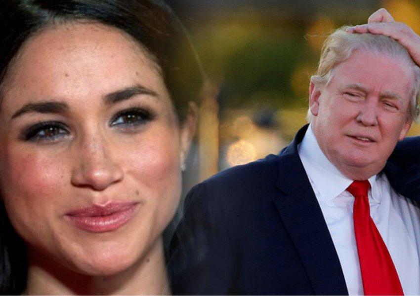 Пирс Морган считает, что Меган Маркл оскорбила президента США Дональда Трампа