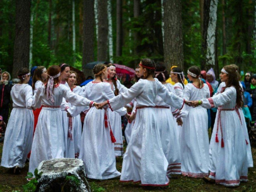Предназначение хоровода в славянской традиции