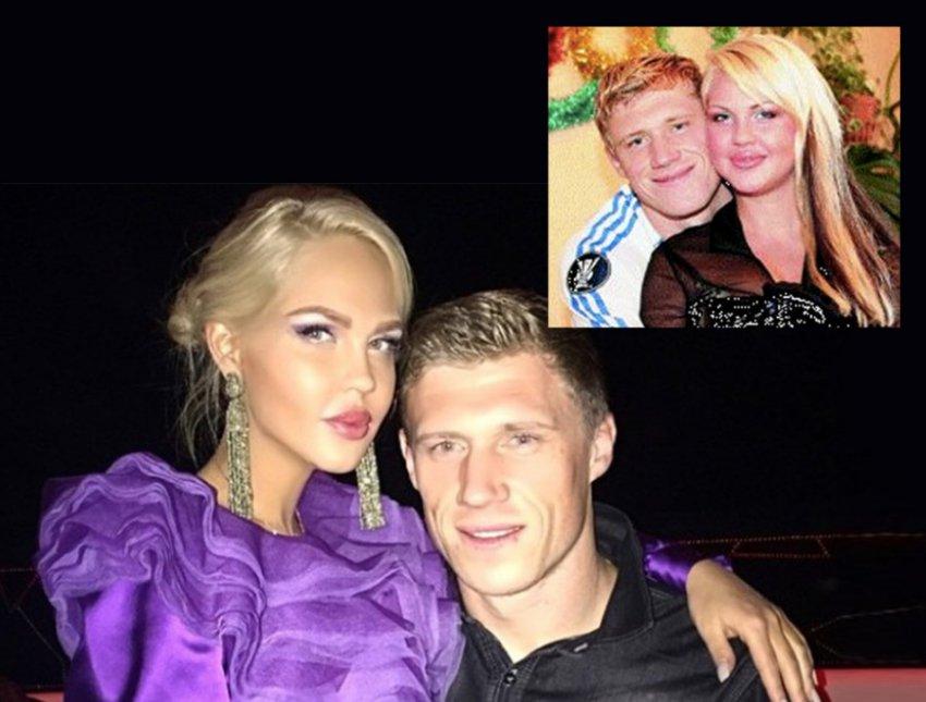 Жена футболиста Погребняка нашла червя в салате за восемьсот рублей