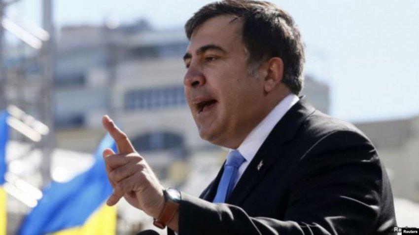 Михаил Саакашвили пригрозил тюрьмой мэру Одессы