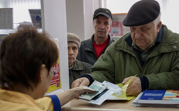 Россия начнет экспортировать пенсии за рубеж