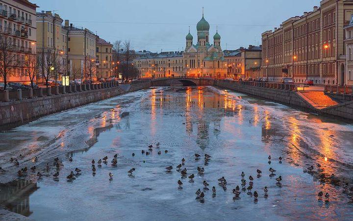Погода на февраль-март 2019 года в России