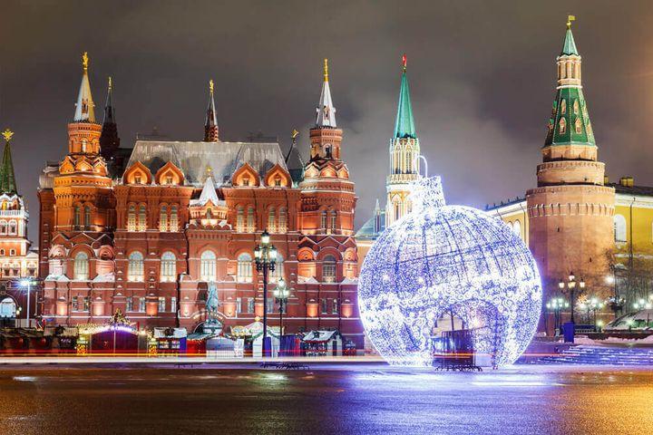 Погода в Москве на Новый 2019 год