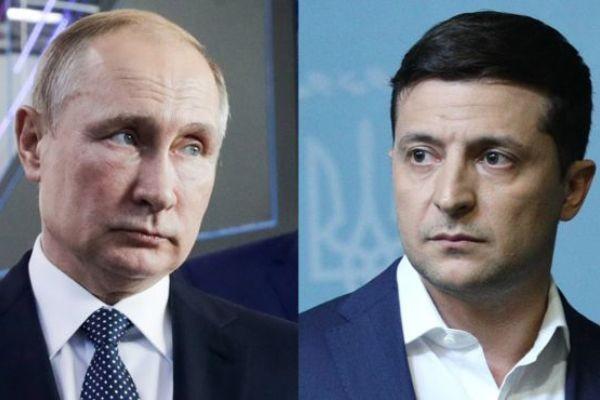 В Кремле рассказали, с каких слов Путин начал разговор с Зеленским