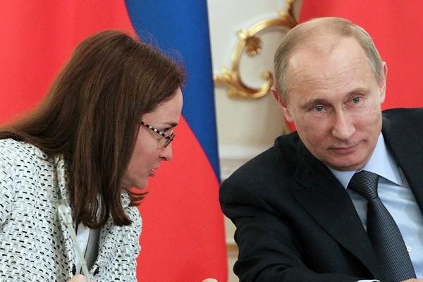 Набиуллина пошла против Путина