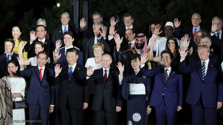 Трамп заявил, что на G20 встречался с «диктаторами»: угадайте, кого он имел в виду