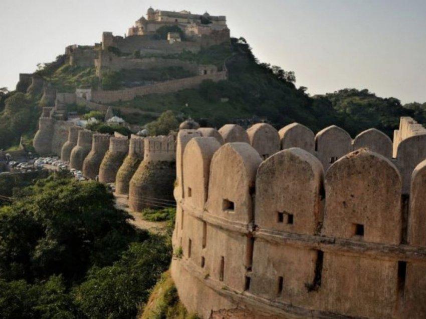Великая Индийская Стена - головоломка и урок истории