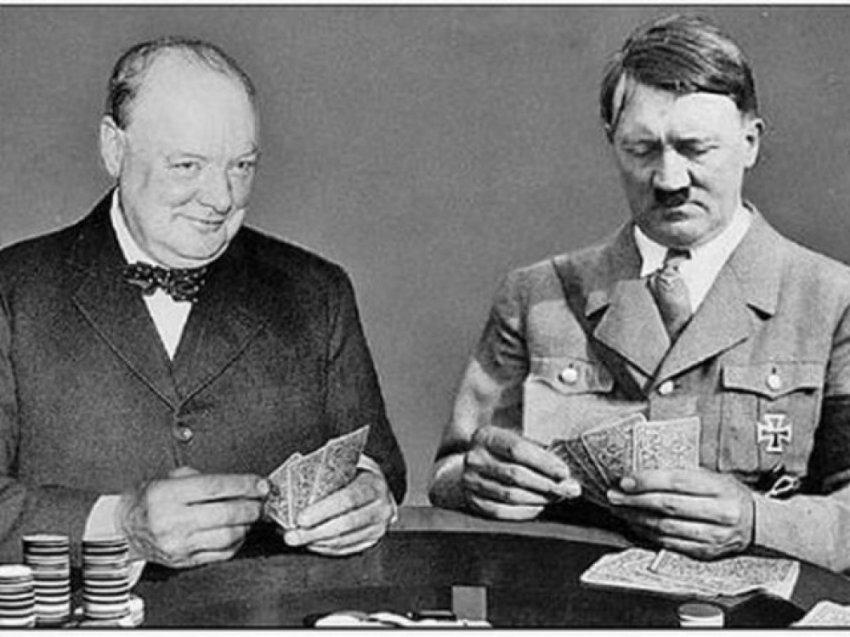 ФРС США и Банк Англии финансировали Гитлера для Мировой войны