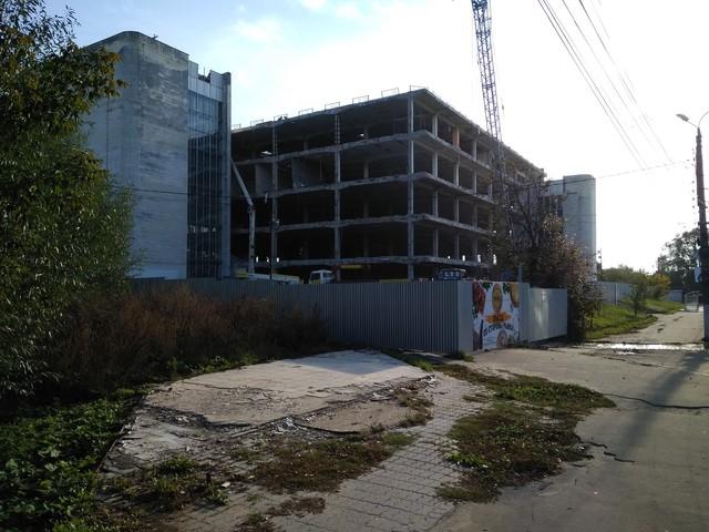 Реконструкция универмага «Тверь» подходит к завершению