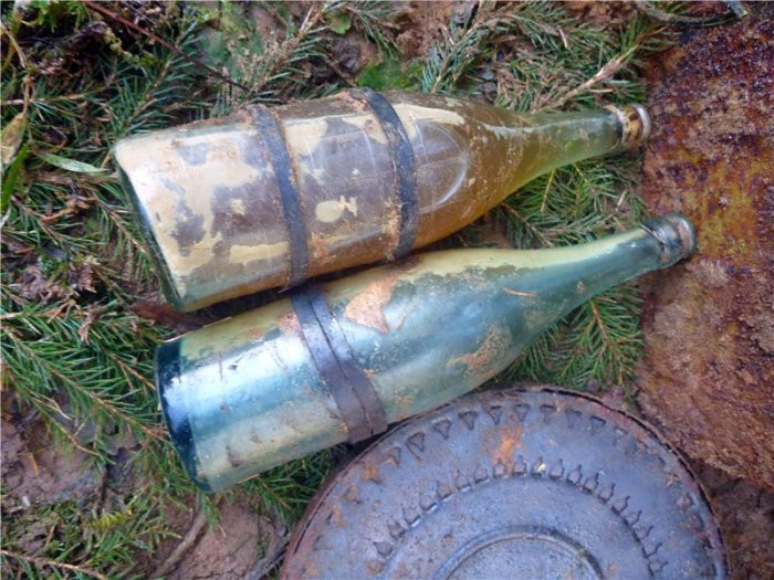 «Коктейль Молотова» - верное оружие солдат, партизан, революционеров, бунтовщиков и террористов