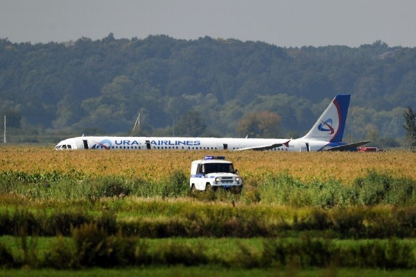 Всплыла неожиданная причина жесткой посадки самолета A-321