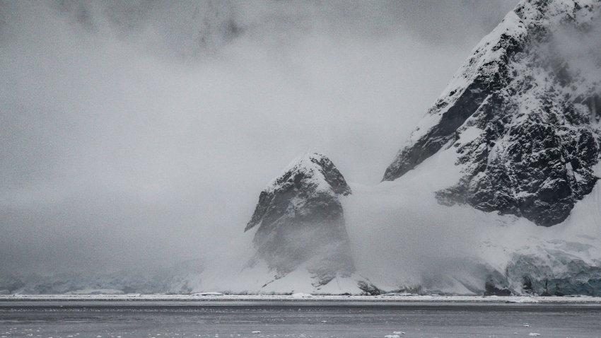 Бывший военный: в Антарктиде находятся базы инопланетян