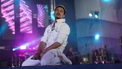 Дима Билан извинился за выступление в Самаре в нетрезвом виде