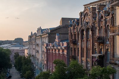 Пэрис Хилтон покупает пентхаус в самом дорогом доме Киева