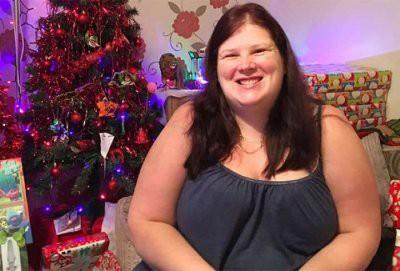 35-летняя женщина похудела на 63 килограмма, чтобы проводить с детьми больше времени