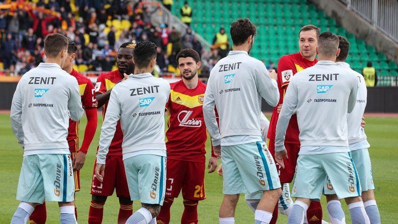 «Зенит» — «Арсенал»: прямая онлайн-трансляция матча из Санкт-Петербурга