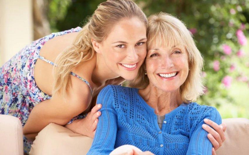 Как стать счастливой: семь мудрых советов матери для своей дочери