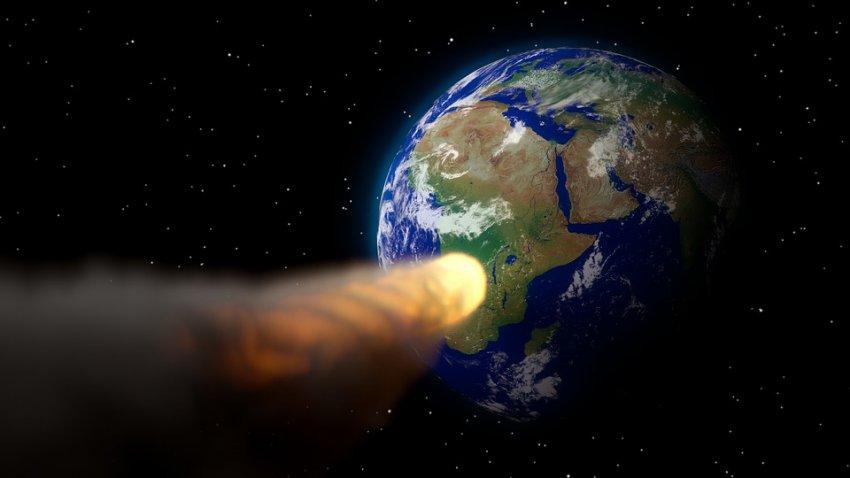 Человечеству угрожает астероид «Судного дня»