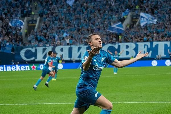 """""""Зенит"""" - """"Бенфика"""": обзор матча 02.10.2019, видео голов, как сыграли"""