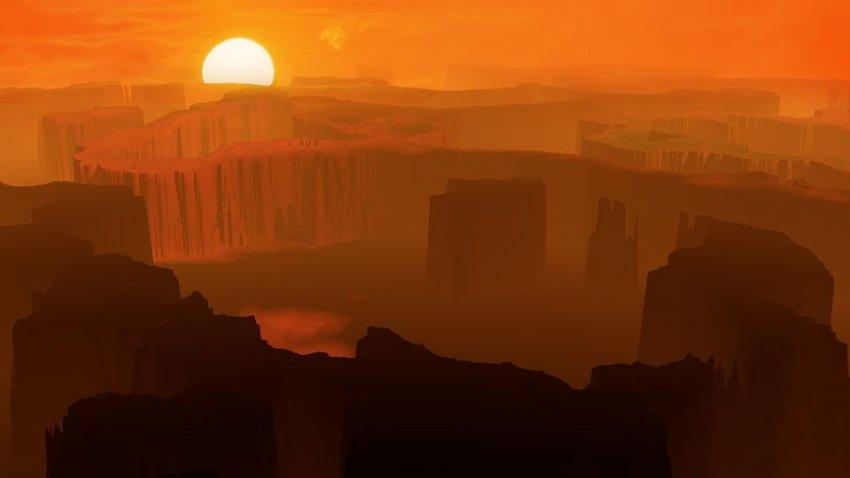 НАСА опубликовало записанные на Марсе странные звуки