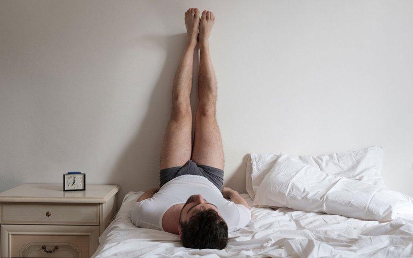 Чтобы получить крепкий сон, следует всего лишь принять правильную позу