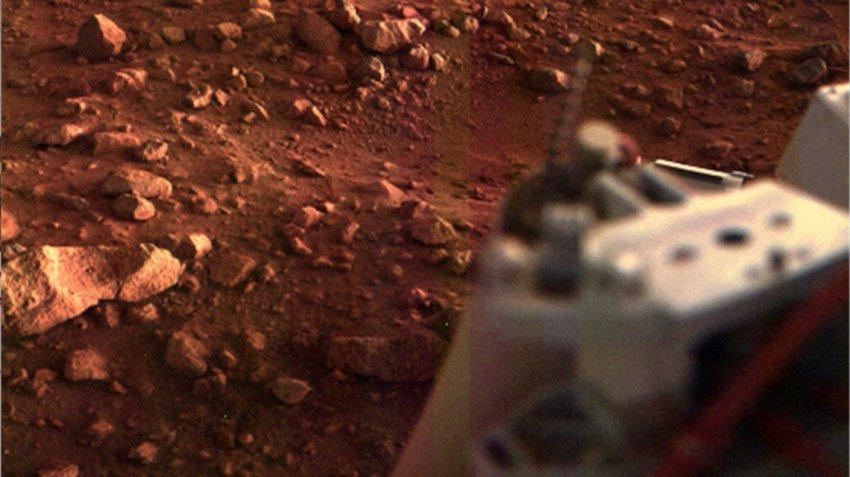 Бывший ученый НАСА: жизнь на Марсе была обнаружена еще в 1976 году
