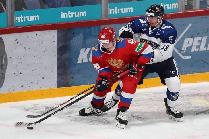 Главный тренер сборной России определился с составом на Кубок Карьяла 2019