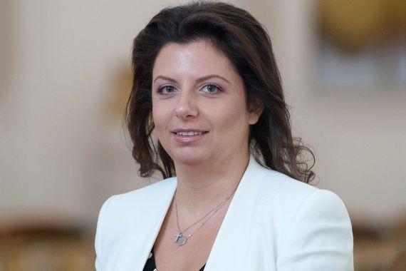 Маргарита Симонян показал видео с 1,5-месячной дочерью