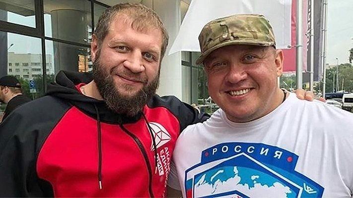 Бой Емельяненко с Кокляевым 29 ноября 2019: стало известно время трансляции поединка