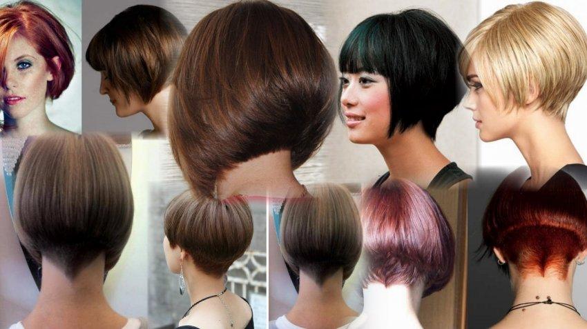 Эффектные стрижки боб и каре стали главным трендом в причёсках 2019 и 2020 года