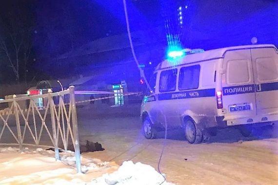 В Перми неадекватный мужчина застрелил прохожего и ранил правоохранителей