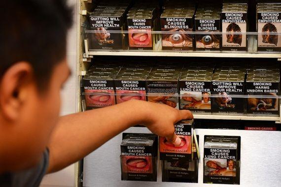 Турция ввела единый стандарт для упаковки сигарет