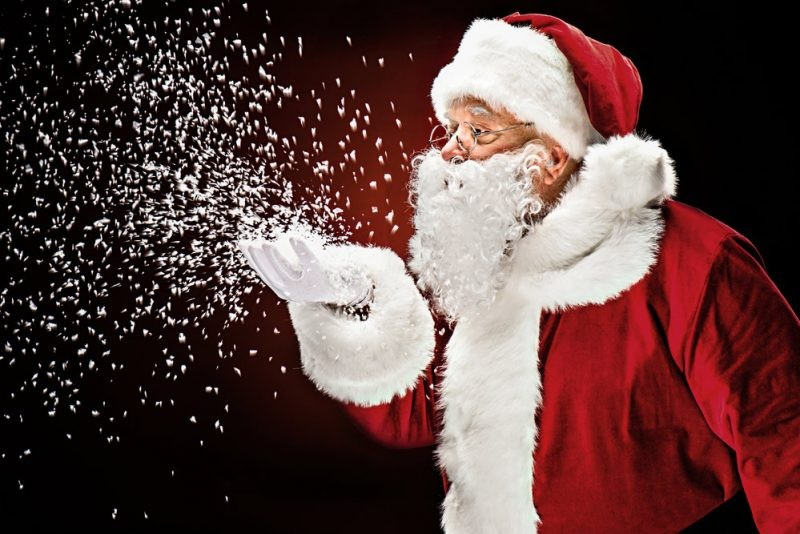 День заказов подарков и написания писем Деду Морозу посвящен наступающему Новому году
