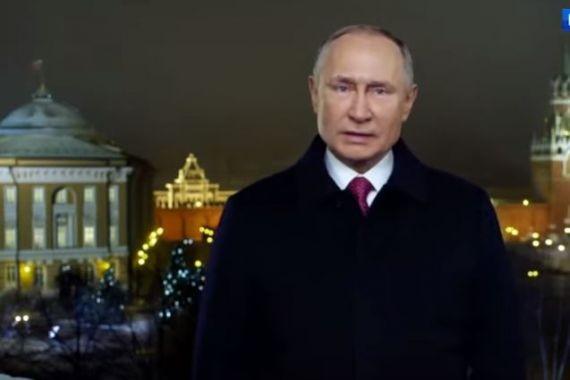 Опубликовано новогоднее поздравление Путина с 2020 годом: видео