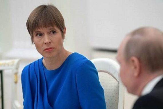 Кальюлайд: Россия не оправдала надежд эстонцев